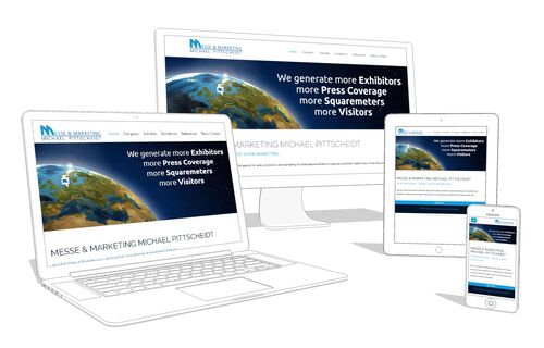 Eifel, Webdesign Messe + Marketing Pittscheidt